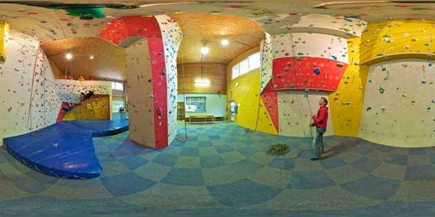 Kletterhalle Vorchdorf